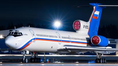 RF-95135 - Russia - Ministry of Internal Affairs Tupolev Tu-154M
