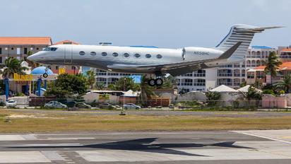 N658HC - Private Gulfstream Aerospace G650, G650ER