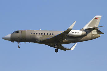 F-WWGP - Dassault Aviation Dassault Falcon 2000S