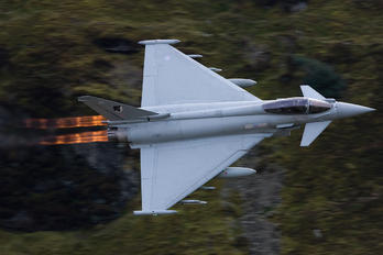 ZJ913 - Royal Air Force Eurofighter Typhoon FGR.4