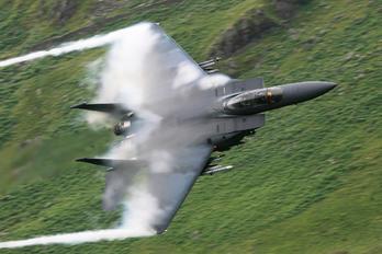 91-0308 - USA - Air Force McDonnell Douglas F-15E Strike Eagle