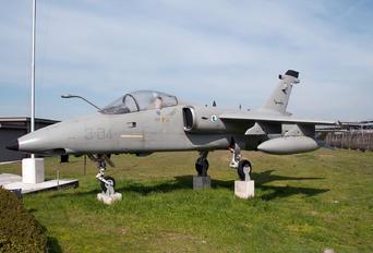 MM7139 - Italy - Air Force AMX International A-11 Ghibli