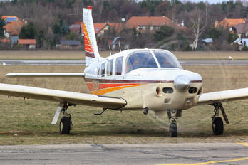 SP-MMW - Private Piper PA-32 Saratoga
