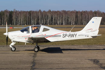 SP-RWY - Runway Pilot School Tecnam P2002 JF