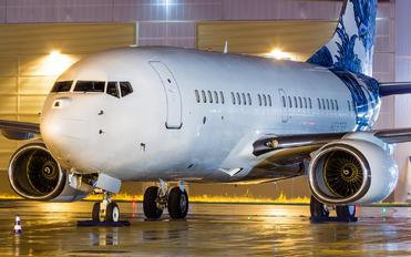 N737ER - Private Boeing 737-700 BBJ