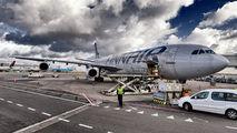 OH-LQA - Finnair Airbus A340-300 aircraft
