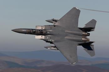 91-0602 - USA - Air Force McDonnell Douglas F-15E Strike Eagle