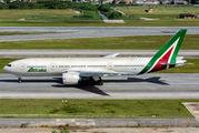 EI-DBL - Alitalia Boeing 777-200ER aircraft