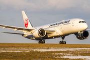 JA840J - JAL - Japan Airlines Boeing 787-8 Dreamliner aircraft