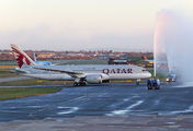 A7-BDA - Qatar Airways Boeing 787-8 Dreamliner aircraft