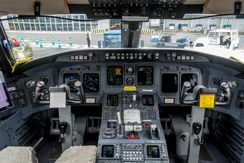 ECHEC - Air Nostrum - Iberia Regional Canadair CL-600 CRJ-200