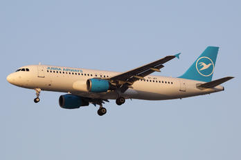 5Y-JZX - Jubba Air Airbus A320