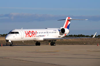 F-GRZE - Air France - Hop! Canadair CL-600 CRJ-702