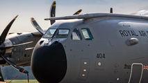 ZM404 - Royal Air Force Airbus A400M aircraft