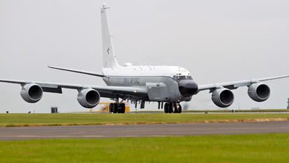 ZZ664 - Royal Air Force Boeing RC-135 Air Seeker