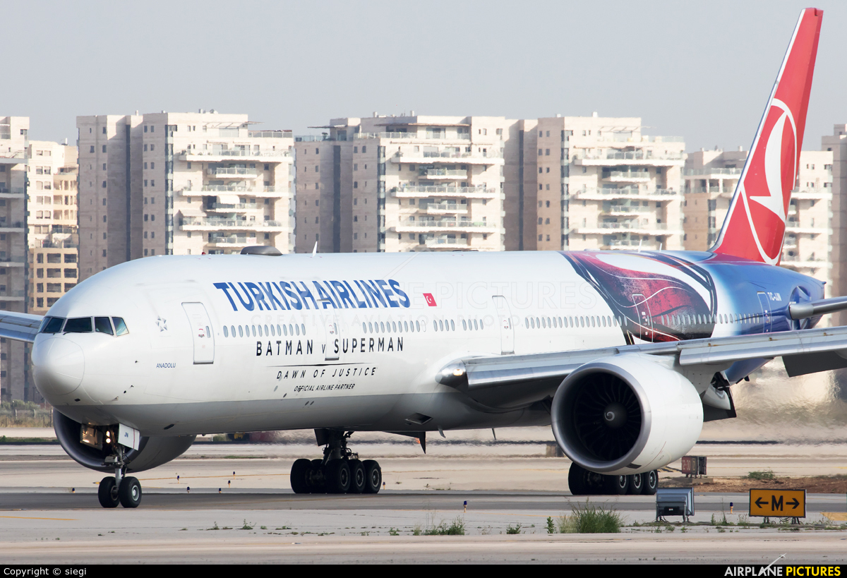 TC-JJN - Turkish Airlines | Airplane-Pictures.net