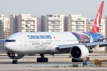 TC-JJN - Turkish Airlines Boeing 777-300ER