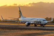 N568AS - Alaska Airlines Boeing 737-800 aircraft
