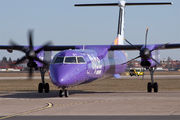 G-JEDT - Flybe de Havilland Canada DHC-8-400Q / Bombardier Q400 aircraft