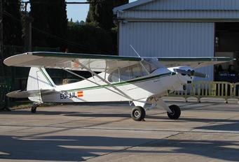 EC-JJL - Fundació Parc Aeronàutic de Catalunya Piper PA-18 Super Cub
