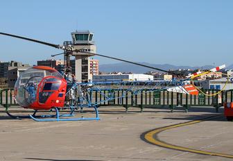 HE.7A-56 - Fundació Parc Aeronàutic de Catalunya Bell OH-13H Sioux