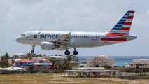 N730US - American Airlines Airbus A319 aircraft