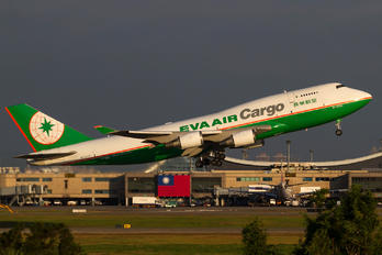 B-16462 - EVA Air Cargo Boeing 747-400BCF, SF, BDSF