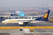 VT-JFH - Jet Airways Boeing 737-800 aircraft