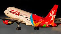 9H-AEL - Air Malta Airbus A319 aircraft