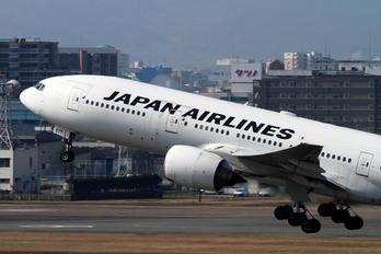 JA8977 - JAL - Japan Airlines Boeing 777-200