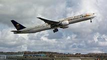 HZ-AK28 - Saudi Arabian Airlines Boeing 777-300ER aircraft