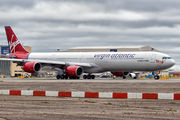 G-VWIN - Virgin Atlantic Airbus A340-600 aircraft