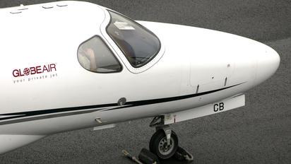 OE-FCB - Globe Air Cessna 510 Citation Mustang
