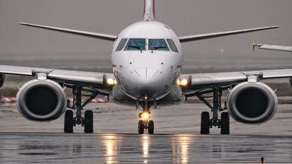 F-HBLF - Air France - Regional Embraer ERJ-190 (190-100)