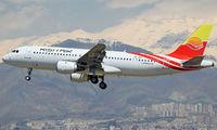 JY-JAT - Kish Air Airbus A320 aircraft