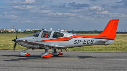 SP-ECS - Private Cirrus SR22