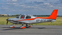 SP-ECS - Private Cirrus SR22 aircraft
