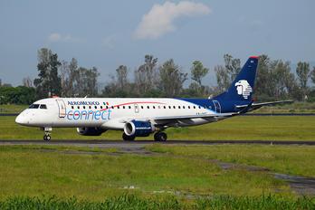 XA-IAC - Aeromexico Connect Embraer ERJ-190 (190-100)