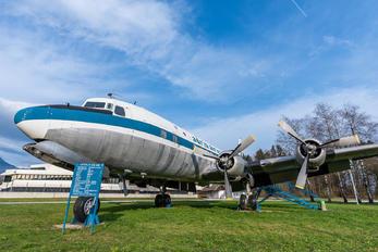 YU-AFF - Adria Airways Douglas DC-6B