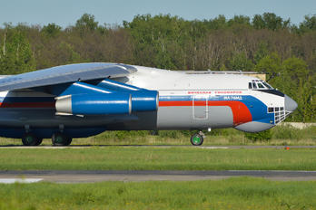 RF-86925 - Russia - Ministry of Internal Affairs Ilyushin Il-76 (all models)