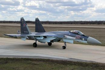RF-95243 - Russia - Air Force Sukhoi Su-35