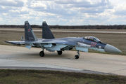 RF-95243 - Russia - Air Force Sukhoi Su-35 aircraft