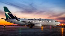 C-GGWJ - WestJet Airlines Boeing 737-700 aircraft