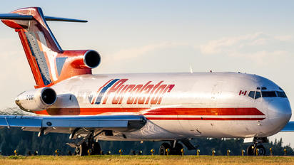 C-GIKF - Kelowna Flightcraft Air Charter Boeing 727-200F (Adv)