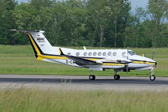 D-CADN - ADAC Luftrettung Beechcraft 300 King Air 350