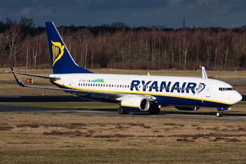 EI-ENJ - Ryanair Boeing 737-800