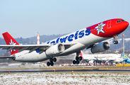 HB-JHQ - Edelweiss Airbus A330-300 aircraft