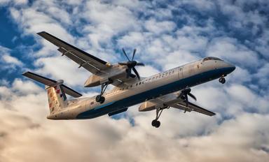9A-CQE - Croatia Airlines de Havilland Canada DHC-8-400Q / Bombardier Q400