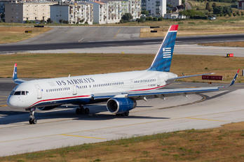 N203UW - US Airways Boeing 757-200