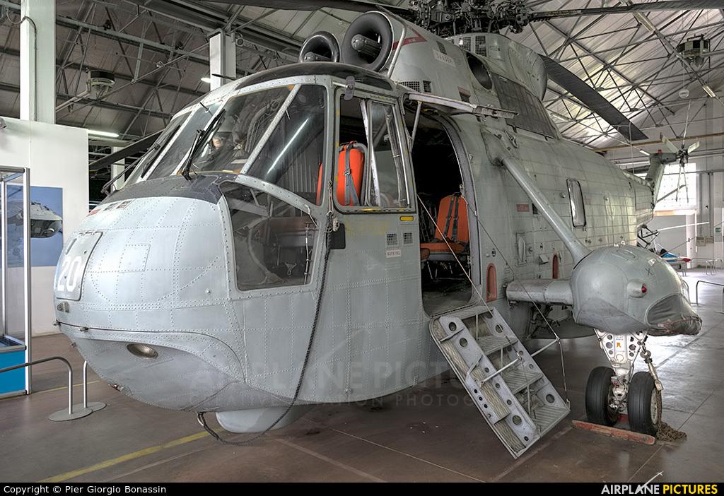 Italy - Navy MM5021N aircraft at Milan -  Volandia Aviation Museum